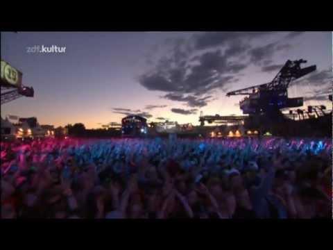 Mac Miller - Knock Knock live @ Splash! 2012 / ZDFkultur