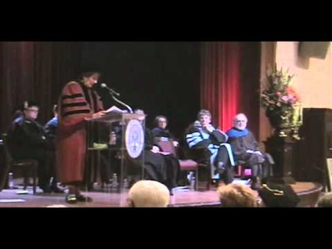 The Inauguration Of President Nancy Leffert: Antioch University Santa Barbara