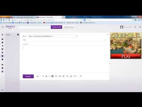 How to create a new email address on a existing Yahoo ID