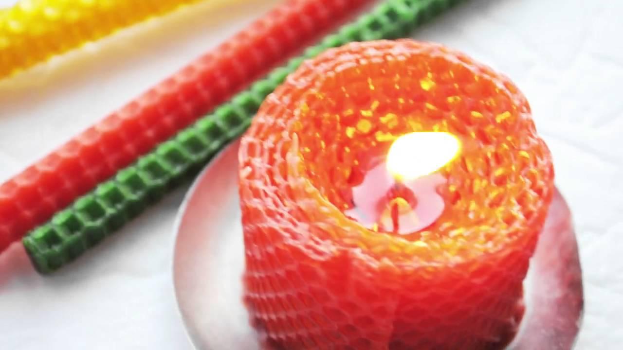 Мастер класс: Свечи из стеарина с ароматизатором. Свечи своими .
