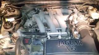 Ягуар Х-TYPE 100.000 км,пробега и уже серьезный ремонт