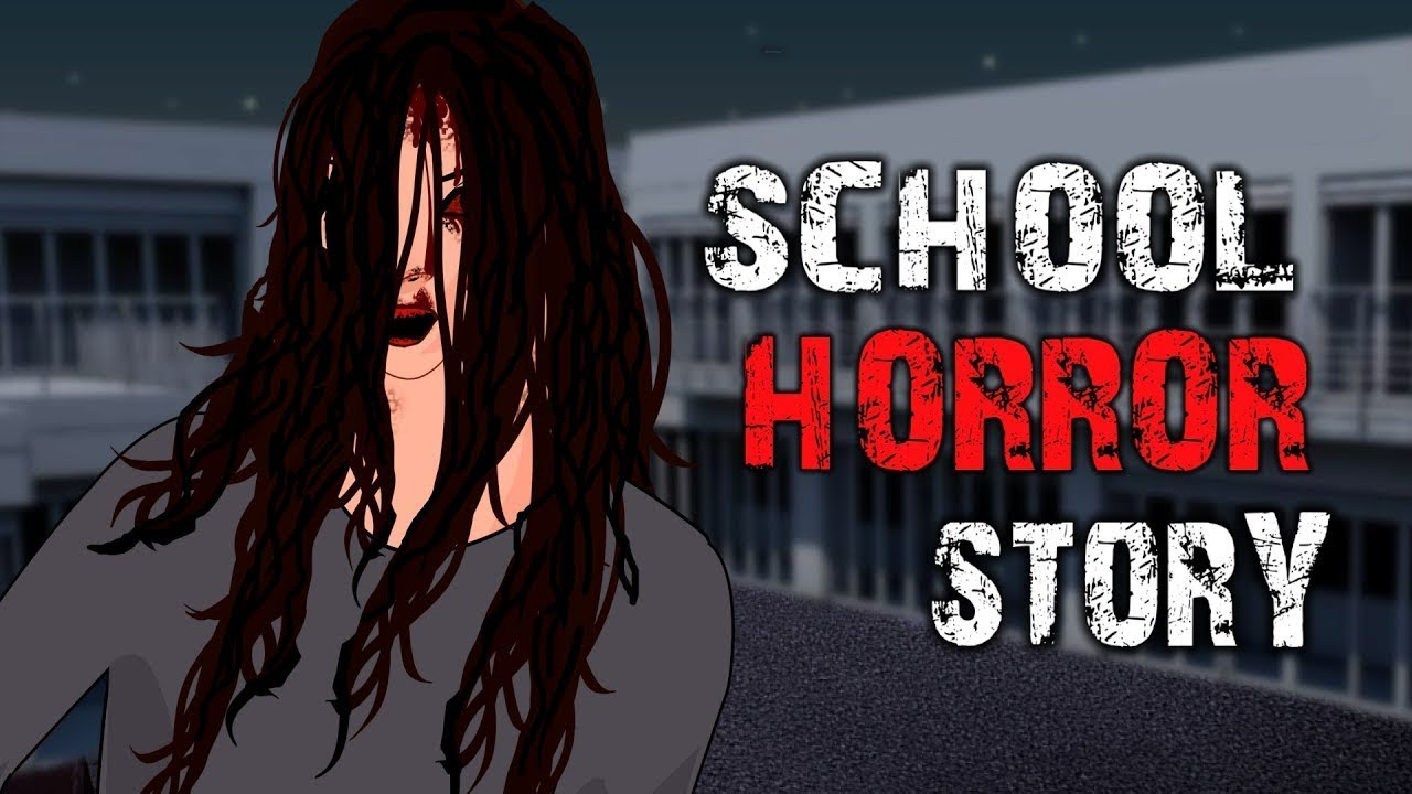 Walking Alone from School Animated Horror Story - Horror Stories Hindi Urdu