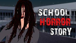 Walking Alone from School Animated Horror Story - Horror Stories Hindi Urdu
