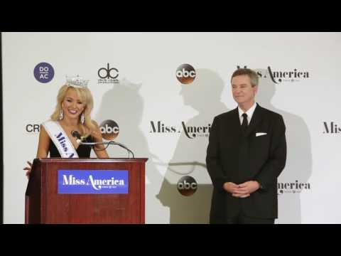 Miss America 2017 Press Conference