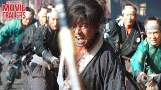 Blade Of The Immortal | Red Band Trailer For Takashi Miike Manga Adaptation
