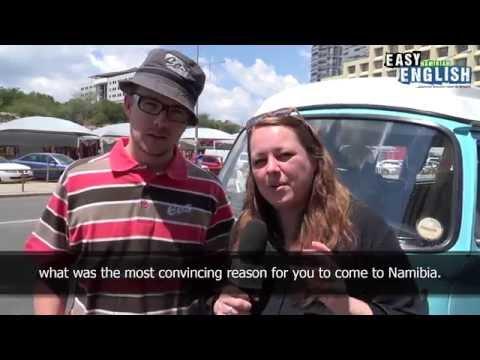 Easy English unit 9 Typical Namibian