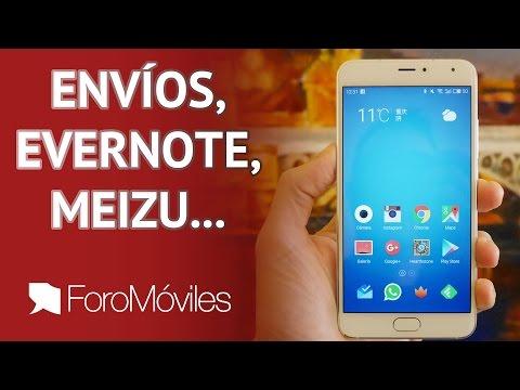 ForoMoviles TV 056: DHL, Meizu, preguntas...