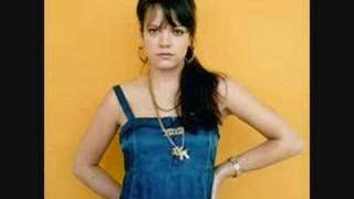 Lily Allen - Nan You're A Window Shopper + Lyrics
