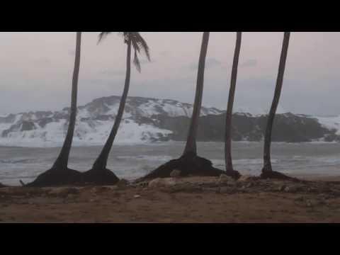 Marejadas en el area Norte de Puerto Rico 2018
