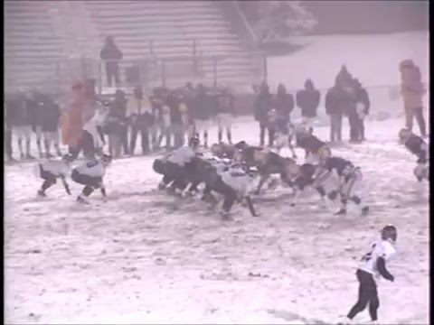 Wheat Ridge Football 1997 vs. Dakota Ridge