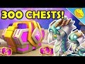 Opening 300+ MORE Divine Chests! POSEIDON COME TO USSSS pl0x - DML #1120