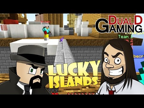 Minecraft - Lucky Islands - Mexican Standoff