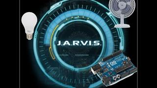Comando de Voz com Jarvis, arduino e Linguagem C#