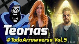 ¡Análisis del TRAILER de Arrow! ¡Nuevos PERSONAJES! ¡Novedades del CROSSOVER!