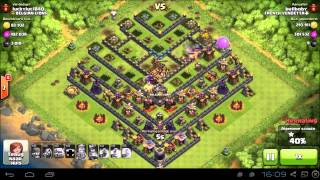 Clash of Clans - High lvl gameplay - #15 - BELGIAN LIONS