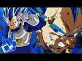 Dragon Ball Super  Vegeta Royal Blue Theme  Epic Rock Cover