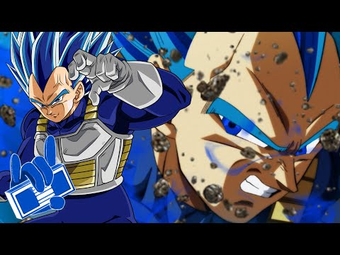 Dragon Ball Super - Vegeta Royal Blue Theme | Epic Rock Cover