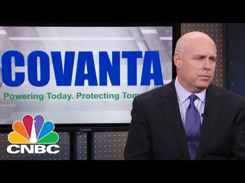Covanta Holding CEO: From Trash To Treasure? | Mad Money | CNBC