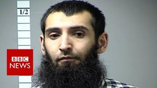New York attack: Suspect 'inspired by Islamic State' - BBC News