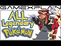 All Legendary Pokémon Locations in Pokémon Omega Ruby & Alpha Sapphire (Guide & Walkthrough)