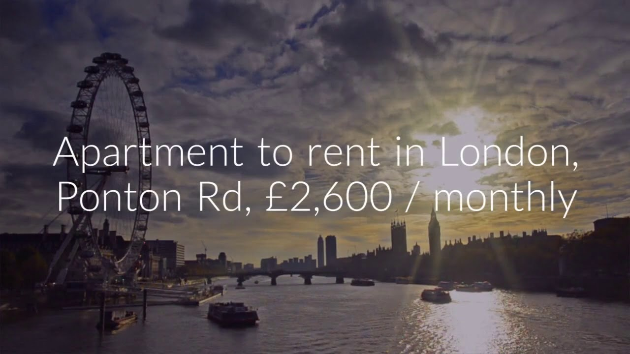 Apartment to rent in London, Ponton Rd, £2,600 / monthly ...