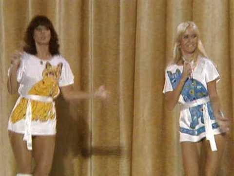 ABBA - Waterloo LIVE 1975