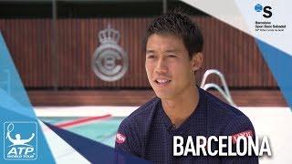 Nishikori Looks Forward To Barcelona 2018 Campaign thumbnail
