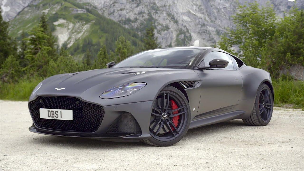 The New Aston Martin Dbs Superleggera Will Satisfy Your James Bond Fantasies