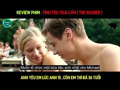 Xem phim Malena: Người tình vĩnh cửu - Review Phim Hot : Tình Yêu Trái Cấm ( The Reader )
