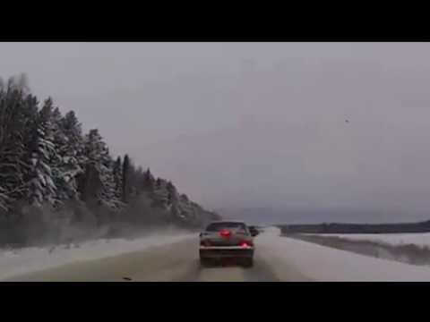 Жуткое ДТП на трасссе