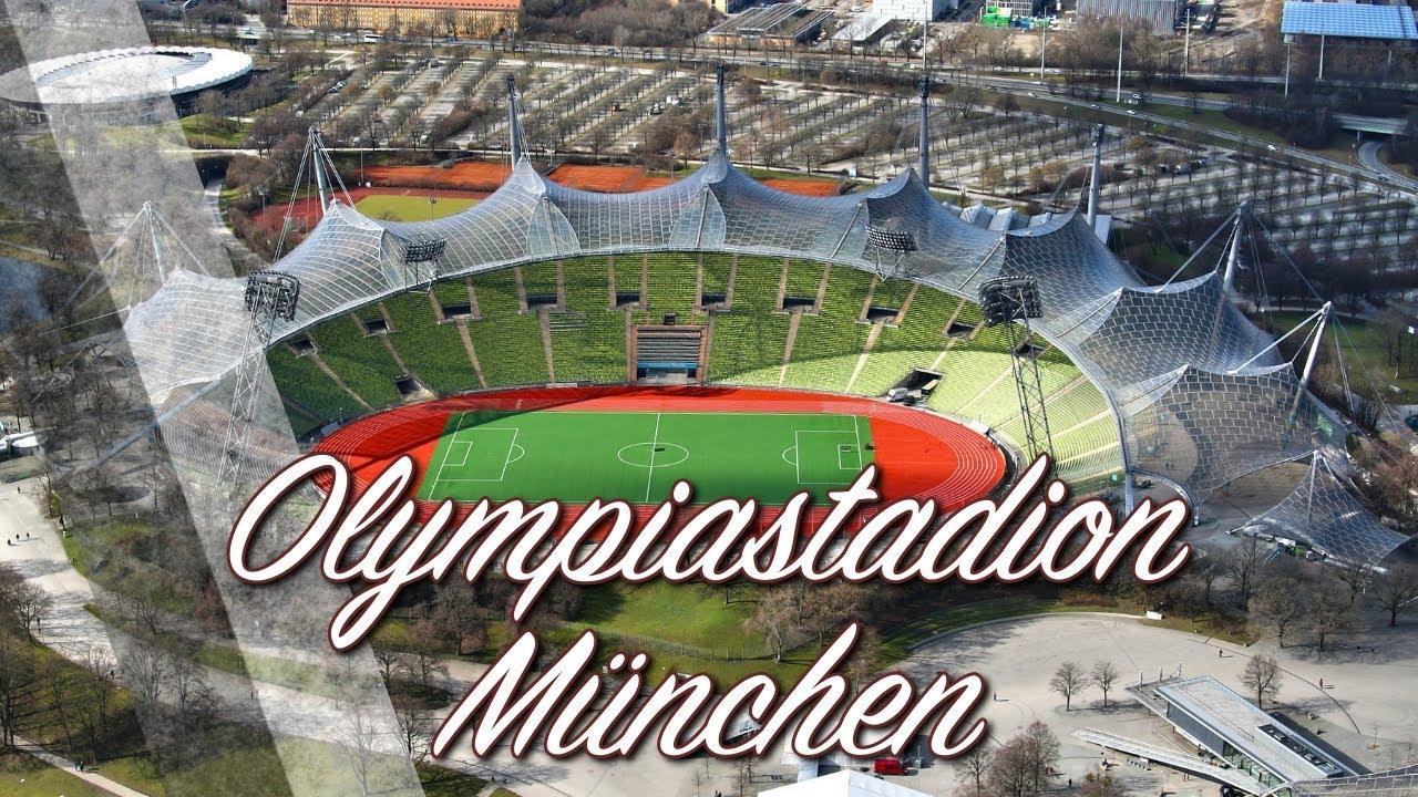 Erinnerungen An Das Olympiastadion Munchen Youtube