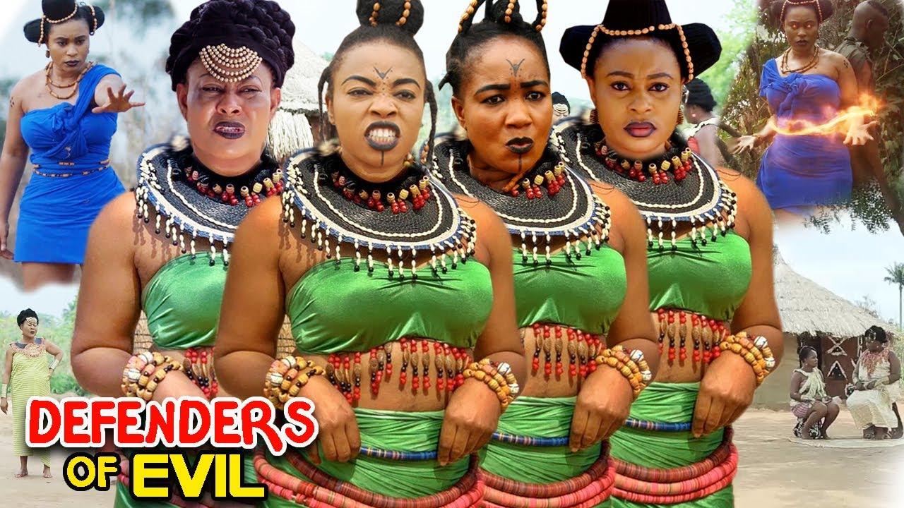 Download DEFENDERS OF EVIL SEASON 1&2 FULL MOVIE - NGOZI EZEONU 2021 LATEST NIGERIAN NOLLYWOOD EPIC MOVIE