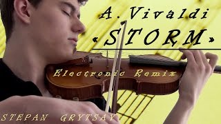 """Storm"" - A.Vivaldi: The Four Seasons - Electronic Remix"
