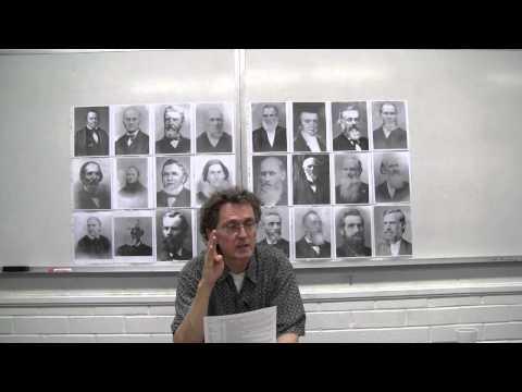 24. George Butler - Meet the Pioneers - Adventist Pioneer Library