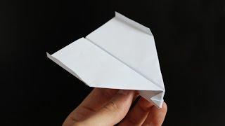 Weltrekord-Papierflieger bauen von Takuo Toda (HD, Tutorial, German, Deutsch, Origami)