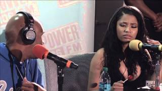 Nicki Minaj Talks Cash Money Drama; Has Lil Wayne