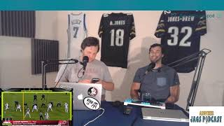 NFL Draft 2020 Live Show Rd 2 + 3