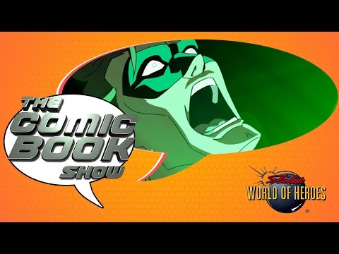 The Comic Book Show - Cyclops, Justice League, Marvel Films,  & more!