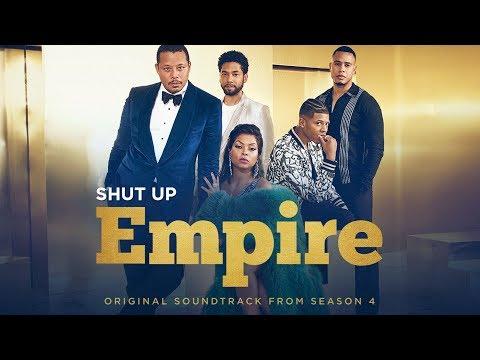 """Shut Up"" (Official Audio) | Season 4 | EMPIRE"