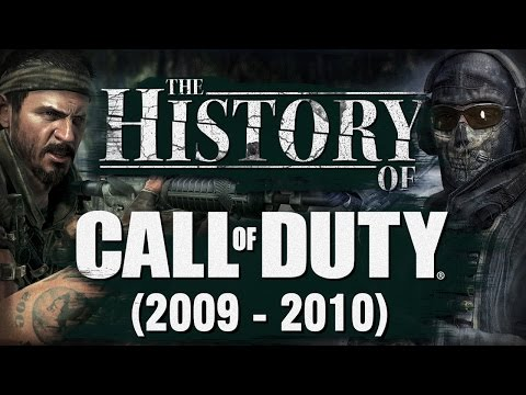 The History of Call of Duty: Modern Warfare 2 & Black Ops (2009-2010) (Part 4)