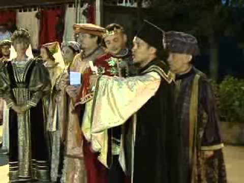 Speciale ImperiaTV - Seborga: Festa Nazionale di San Bernardo (20 Agosto 2012)