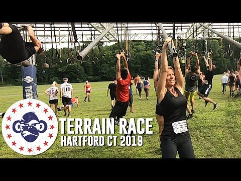 Terrain Race 2019 (All Obstacles)
