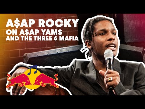 A$AP Rocky (RBMA UK Tour London 2015 Lecture)