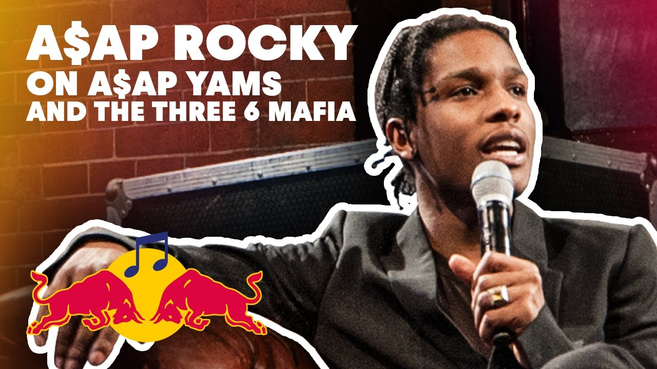 A$AP Rocky Lecture (London 2015) | Red Bull Music Academy