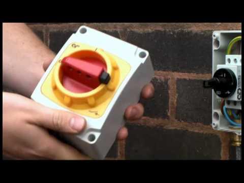 craig and derricott  switch disconnectors isolators  locking off safe  shut down  ip41 ip65