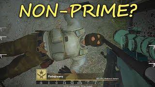 Czy tak wygląda NON-PRIME w CS:GO!? | Mervo