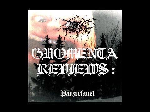 Guomenta Reviews #2 : Darkthrone - Panzerfaust