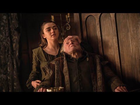 Arya Stark Kill Count Season 1-8 Game Of Thrones