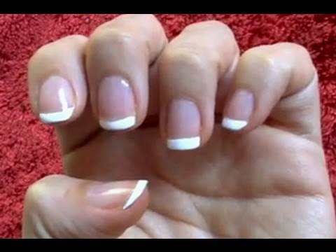 Manicura Francesa Youtube