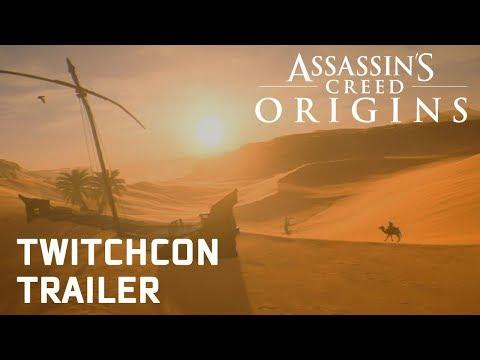Assassin s Creed Origins: TwitchCon 2017 Trailer